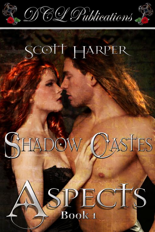 Shadow Castes: Book 1 - Aspects Cover