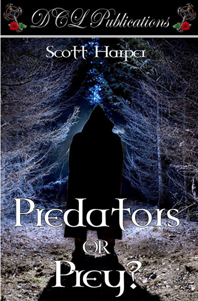 Predators or Prey Print Front Cover_Small